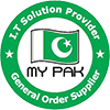 My Pak Solutions - Official Logo